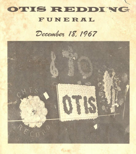 Image result for otis redding funeral