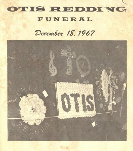 Image result for otis redding funeral